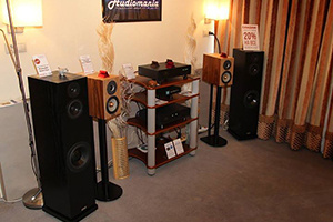 Аудиомания на Hi-Fi & High End Show 2015