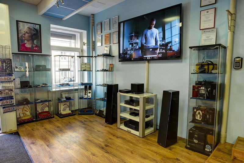 Аудиомания Интернет Магазин Санкт Петербург