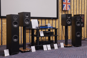 Аудиомания на Hi-Fi & High End Show и Барабанном 2018
