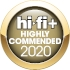 Hi-Fi+ Highly Commended 2020