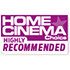 Home Cinema Choice Highly Recommended