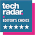 TechRadar: Editors' Choice