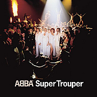 "Виниловая пластинка ABBA - SUPER TROUPER - THE SINGLES (LIMITED, COLOUR, 45 RPM, 3 X 7"")"