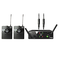 Радиосистема AKG WMS40 Mini2 Instrumental Set BD US45A/C