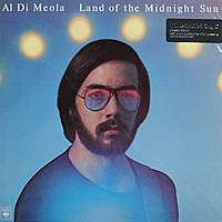 Виниловая пластинка AL DI MEOLA - LAND OF THE MIDNIGHT SUN (180 GR)