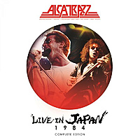 Виниловая пластинка ALCATRAZZ - LIVE IN JAPAN 1984: COMPLETE EDITION (3 LP)