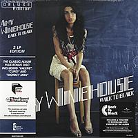 Виниловая пластинка AMY WINEHOUSE - BACK TO BLACK (2 LP, 180 GR)