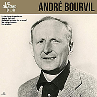 Виниловая пластинка ANDRE BOURVIL - LES CHANSONS D'OR
