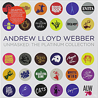 Виниловая пластинка ANDREW LLOYD WEBBER - THE PLATINUM COLLECTION (5 LP)