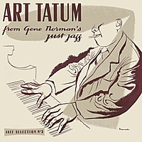 Виниловая пластинка ART TATUM - ART TATUM FROM GENE NORMAN'S JUST JAZZ (COLOUR)