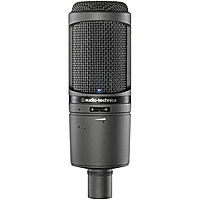 USB микрофон Audio-Technica AT2020 USBi