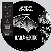 Виниловая пластинка AVENGEN SEVENFOLD - HAIL TO THE KING (2 LP, PICTURE)