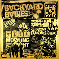 Виниловая пластинка BACKYARD BABIES - SLIVER AND GOLD (LP 180 GR + CD)