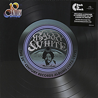 Виниловая пластинка BARRY WHITE - THE 20TH CENTURY RECORDS ALBUMS (9 LP)