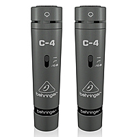 Студийный микрофон Behringer C-4 Single Diaphragm Condenser Microphones