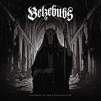 Виниловая пластинка BELZEBUBS - PANTHEON OF THE NIGHTSIDE GODS (LP+CD)