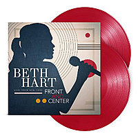 Виниловая пластинка BETH HART - FRONT AND CENTER: LIVE FROM NEW YORK (2 LP, COLOUR)