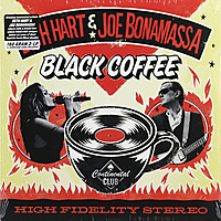 Виниловая пластинка BETH HART & JOE BONAMASSA - BLACK COFFEE (2 LP, 180 GR)