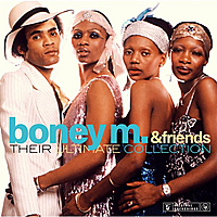 Виниловая пластинка BONEY M. & FRIENDS - THEIR ULTIMATE COLLECTION (180 GR)