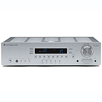 "AV ресивер Cambridge Audio Azur 551R, статья. Журнал ""Stereo & Video"""