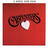 Виниловая пластинка CARPENTERS - A SONG FOR YOU