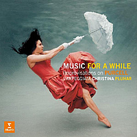 Виниловая пластинка CHRISTINA PLUHAR / L'ARPEGGIATA - MUSIC FOR A WHILE - IMPROVISATIONS ON PURCELL (180 GR, 2 LP)