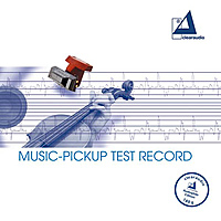 Виниловая пластинка CLEARAUDIO - MUSIC-PICKUP TEST RECORD (180 GR)