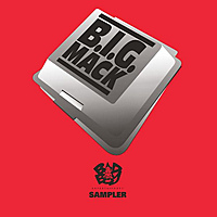 Виниловая пластинка CRAIG MACK & NOTORIOUS B.I.G. - B.I.G. MACK (ORIGINAL SAMPLER) (LP+MC)