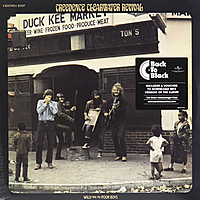 Виниловая пластинка CREEDENCE CLEARWATER REVIVAL - WILLI AND THE POOR BOYS (180 GR)