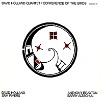 Виниловая пластинка DAVE HOLLAND - CONFERENCE OF THE BIRDS (180 GR)