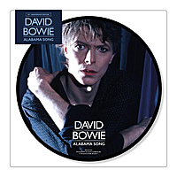 "Виниловая пластинка DAVID BOWIE - ALABAMA SONG (40TH ANNIVERSARY) (LIMITED, 7"", PICTURE DISC)"