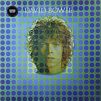 Виниловая пластинка DAVID BOWIE - DAVID BOWIE AKA SPACE ODDITY (180 GR)