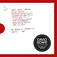 Виниловая пластинка DAVID BOWIE & JOHN 'HUTCH' HUTCHISON - THE 'MERCURY' DEMOS (LIMITED, 180 GR)