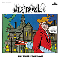 Виниловая пластинка DAVID BOWIE - METROBOLIST (THE MAN WHO SOLD THE WORLD) (LIMITED, 180 GR)
