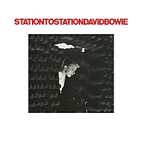 Виниловая пластинка DAVID BOWIE - STATION TO STATION (45TH ANNIVERSARY) (LIMITED, COLOUR, 180 GR)