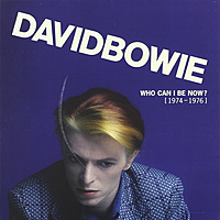 Виниловая пластинка DAVID BOWIE - WHO CAN I BE NOW? (1974 TO 1976)
