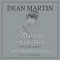Виниловая пластинка DEAN MARTIN - PLATINUM COLLECTION (COLOUR, 180 GR, 3 LP)