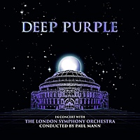 Виниловая пластинка DEEP PURPLE - IN CONCERT WITH LONDON SYMPHONY ORCHESTRA (3 LP+2 CD)