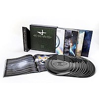 Виниловая пластинка DEVIN TOWNSEND PROJECT - ERAS – VINYL COLLECTION PART III (10 LP, 180 GR)