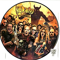 Виниловая пластинка DIO & FRIENDS - 'STAND UP & SHOT' FOR CANCER (PICTURE DISC)