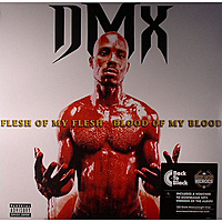 Виниловая пластинка DMX - FLESH OF MY FLESH, BLOOD OF MY BLOOD (2 LP)