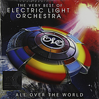 Виниловая пластинка ELECTRIC LIGHT ORCHESTRA - ALL OVER THE WORLD - THE VERY BEST OF (2 LP)
