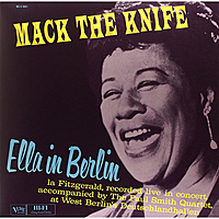 Виниловая пластинка ELLA FITZGERALD - MACK THE KNIFE: ELLA IN BERLIN