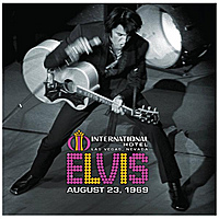 Виниловая пластинка ELVIS PRESLEY - LIVE AT THE INTERNATIONAL HOTEL, LAS VEGAS, NV AUGUST 23, 1969 (2 LP)