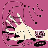 Виниловая пластинка ERROLL GARNER - ERROLL GARNER TRIO VOL. 1 (COLOUR)