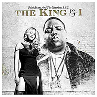 Виниловая пластинка FAITH EVANS & NOTORIOUS B.I.G. - THE KING & I (2 LP)