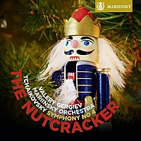 Виниловая пластинка GERGIEV & MARIINSKY ORCHESTRA - TCHAIKOVSKY: THE NUTCRACKER (2 LP, COLOUR)
