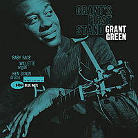 Виниловая пластинка GRANT GREEN - GRANT'S FIRST STAND