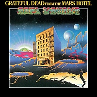 Виниловая пластинка GRATEFUL DEAD - GRATEFUL DEAD FROM THE MARS HOTEL
