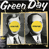 Виниловая пластинка GREEN DAY - NIMROD (20TH ANNIVERSARY) (2 LP, COLOUR)